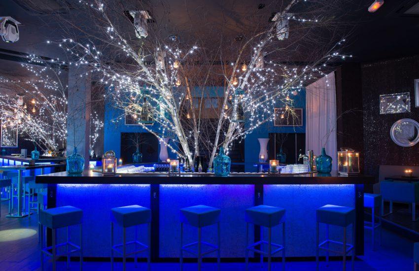 Décoration Restaurant Bar Annecy Le Moon
