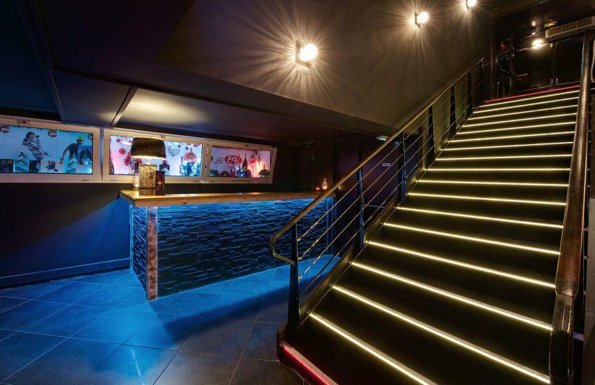 Les Saint Pères - Rénovation discothèque Méribel