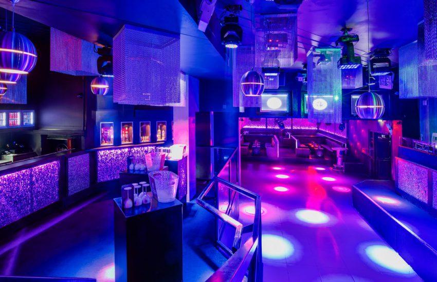 Décoration discothèque Annecy pop Plage