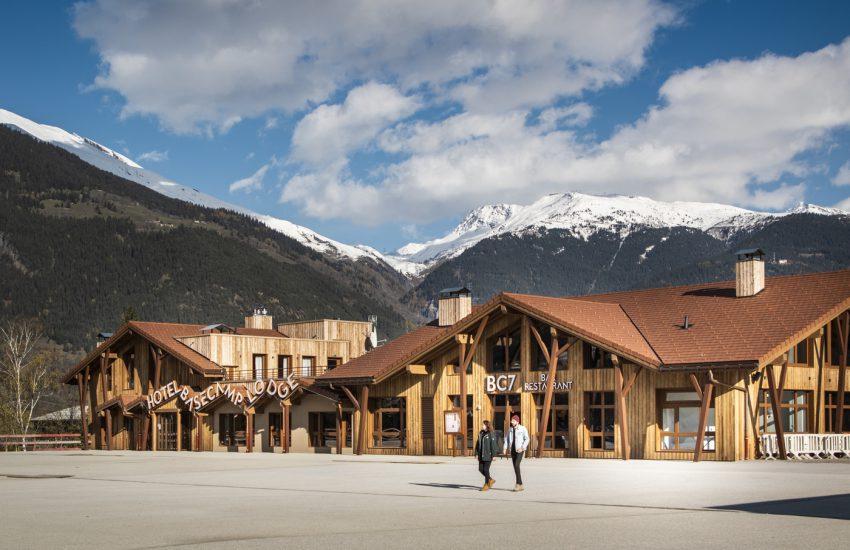Amenagement Hotel Bourg Saint Maurice