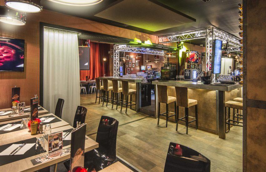 Aménagement Restaurant Bar Annecy