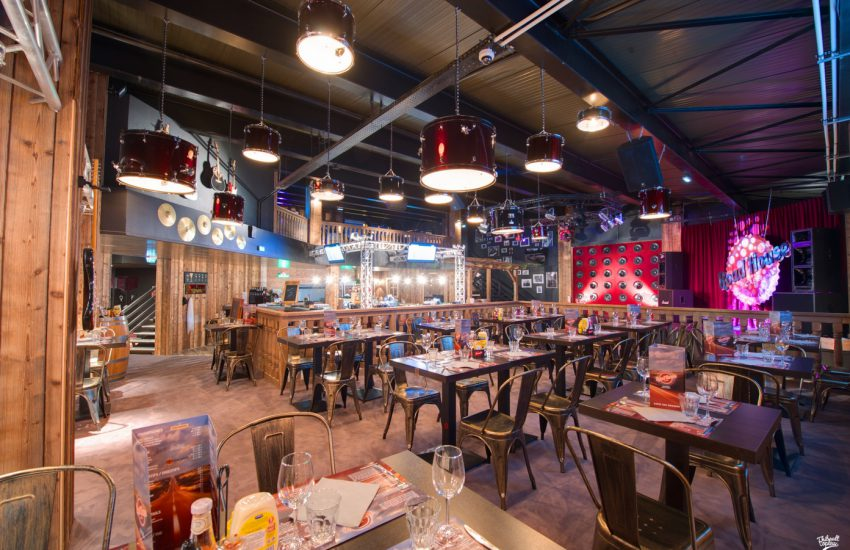 Amenagement Restaurant Doussard Lac Annecy