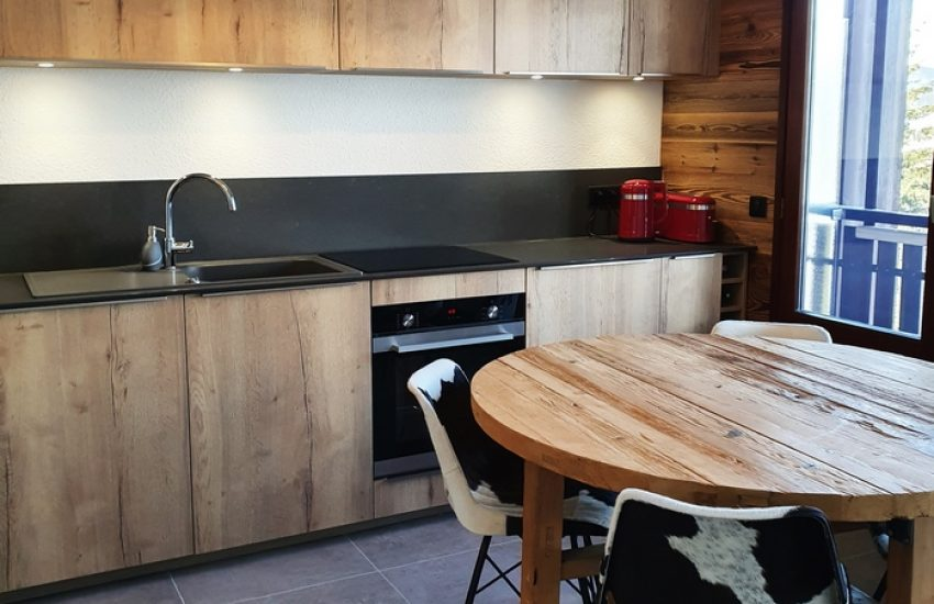 Rénovation Appartement La Clusaz 2019